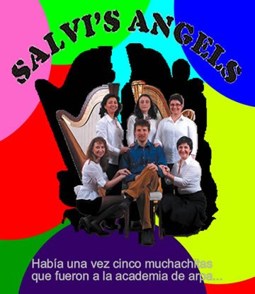 2006 Cartel cómico: Salvi's Angels
